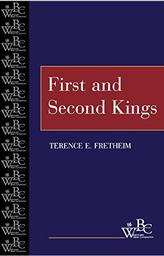 First & Second Kings
